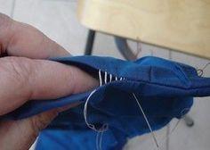 très bon tutoriel pour apprendre à faire une couture invisible: