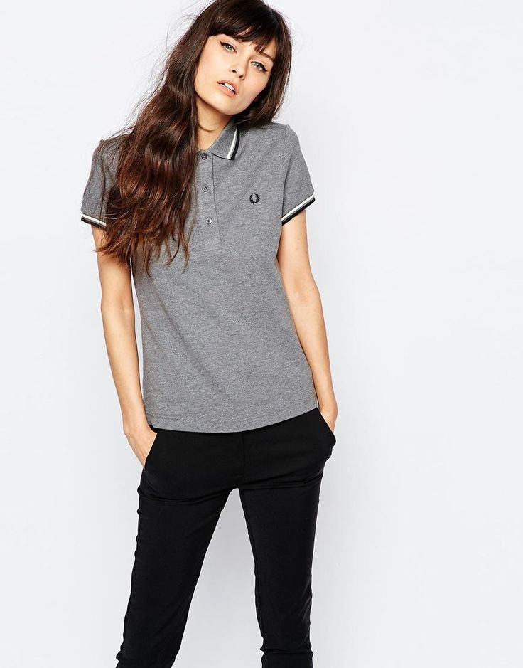 Fred Perry | Fred Perry Twin Peak Polo at ASOS