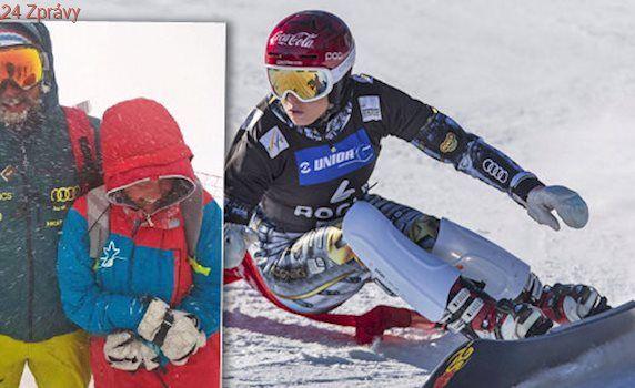 Snowboardistky na MS kosila bouře, Ledecká si dala čaj a čeká ji hukot