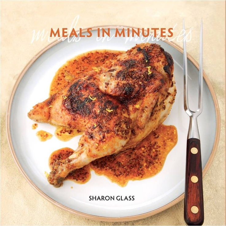 Meals in Minutes by Sharon Glass. Available from www.atv.co.za or http://www.exclus1ves.co.za/books/Meals-in-Minutes-AuthorSharon-Glass/000000000100000000001000000000000000000000000009780620412049/ or www.kalahari.net. #SharonGlass #cooking