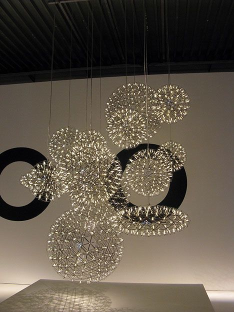 Moooi Lighting | Milan Design Week, iSaloni 2015, Milano, Fuorisalone