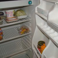 """If your recreational vehicle refrigerator isn't keeping as cold as it used to or has stopped working altogether, you may be able to revive it with a process called """"burping."""" This process doesn't always work, but you should at least try it, because it might save you the cost of a new RV fridge.Absorption type refrigerators used in recreational..."""
