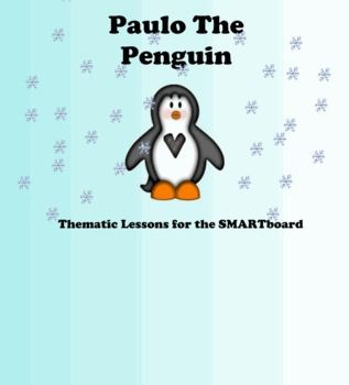 Celebrate the holiday and make learning fun and interactive with this winter penguin-themed Notebook file for the SMARTboard. This adorable 28 page file with vivid clip art images and cute backgrounds includes the following activities and more!(I animated the penguins to make them run away when clicked! Must download the latest version of Smart Notebook 10.8 from the Smarttech website to view animations). Download a preview to see a few of the pages from the complete file!    A penguin and…