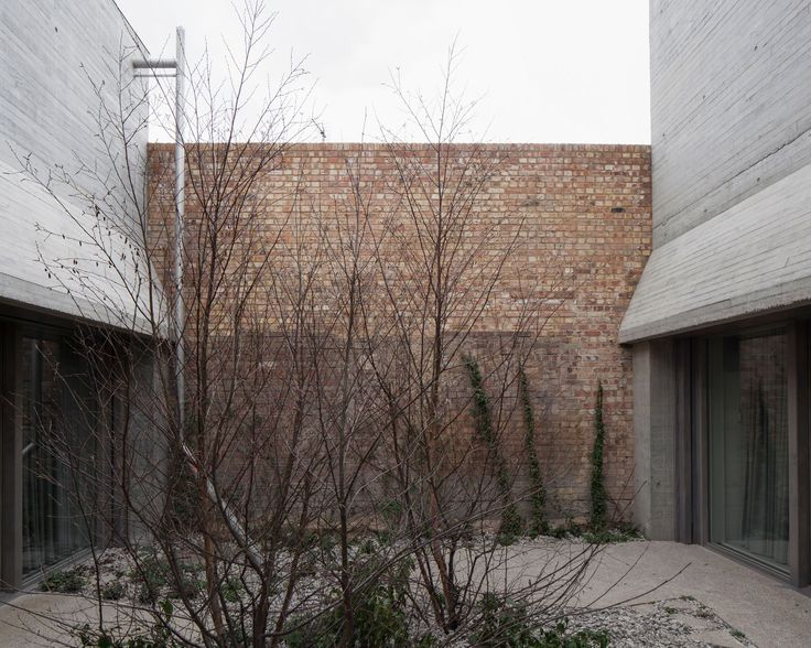 Juergen_Teller_Studio-London-6a_architects X Dan Pearson (Garden Bridge) Landscape X captured by RSR Fitter's delightful book, London's Natural History, X like those accidental gardens found in forgotten patches of city, in quiet railway yards or former bombsites
