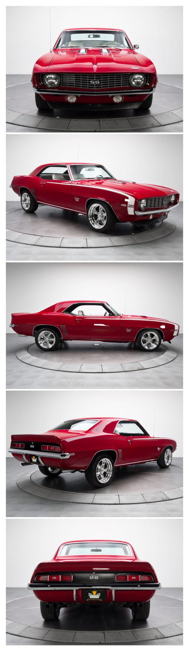 1969 Chevy Camaro SS                                                                                                                                                      More