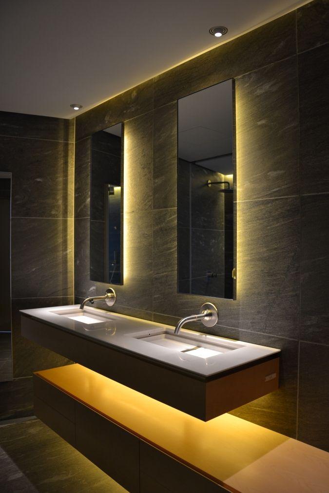 Salles de bain   BLANC – CARRARE #bathroom