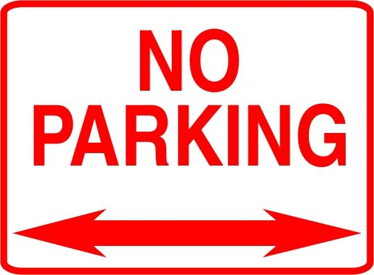 no parking signs - Google Search