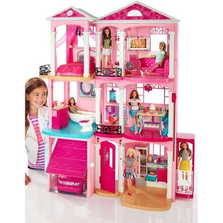 Barbie Dreamhouse - Walmart.com $167.00 - also same price at Target