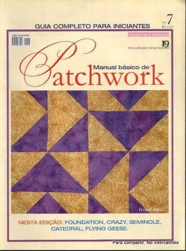 Manual Basico de Patchwork 7 - Lourdes Perez - Álbuns da web do Picasa