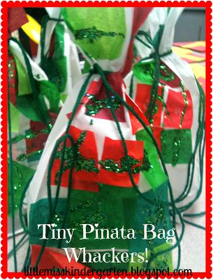Freebielicious... Tony Pinata Bag Whackers... So much fun!