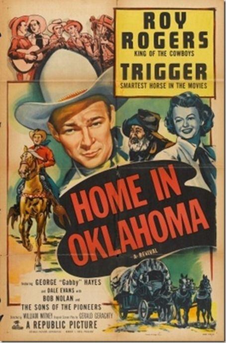 Home in Oklahoma