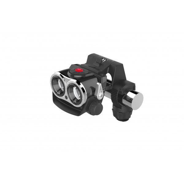 LED Lenser XEO19R (Adventure Sports Kit) Rechargeable Headlamp (Black)