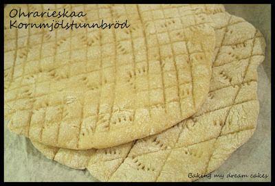 Rieska - Finsk tunnbröd - http://www.mytaste.se/r/rieska---finsk-tunnbr%C3%B6d-9670583.html