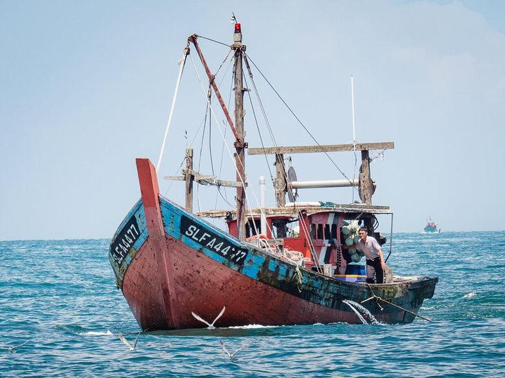 Fishing The Strait Of Malacca  #sailing #fishing #travelphotography #sea #fisherman #fishingboat #travel #world #malaysia #ocean #oneworld #365