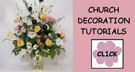 Discount flowers and florist supply - everything you need in one place.  Free flower tutorials plus 1000's of photo ideas.