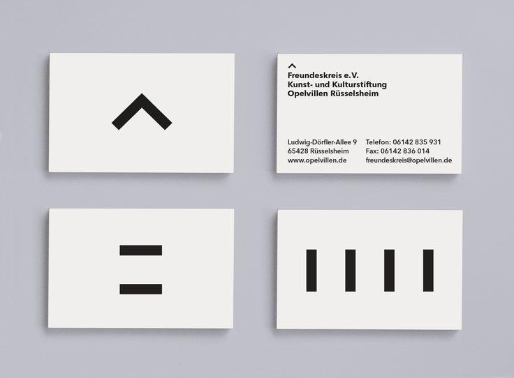 Briefschaften Kunst- und Kulturstiftung Opelvillen Rüsselsheim http://dreimorgen.com/projekte/erscheinungsbild-kunst-und-kulturstiftung-opelvillen-ruesselsheim/