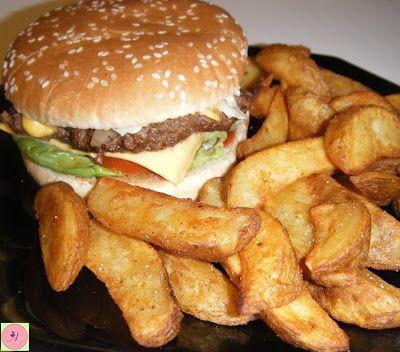 Hamburger façon Gordon Ramsey