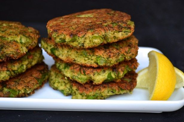 Delicious and easy to make Broccoli Fritters made with almond flour. Grain Free, Gluten Free, Dairy Free, Paleo and SCD