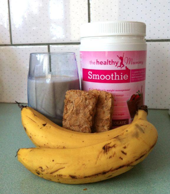 Banana and Weetbix Smoothie Recipe