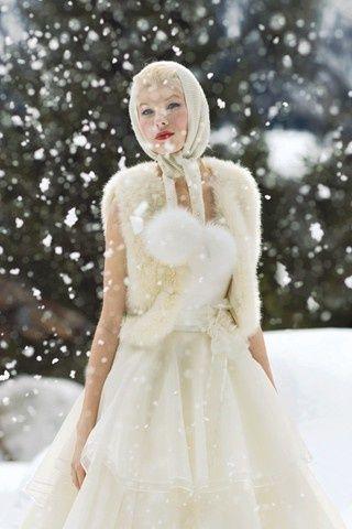 Winter wedding ~