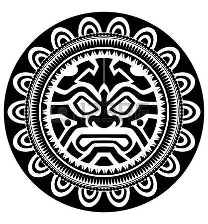ポリネシアの入れ墨 photo