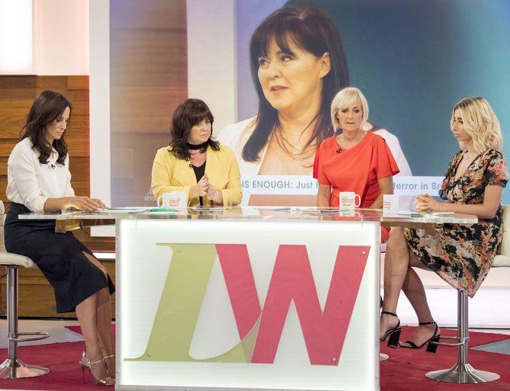 #London, #StaceySolomon, #TV Stacey Solomon - Loose Women TV Show in London 07/10/2017   Celebrity Uncensored! Read more: http://celxxx.com/2017/07/stacey-solomon-loose-women-tv-show-in-london-07102017/