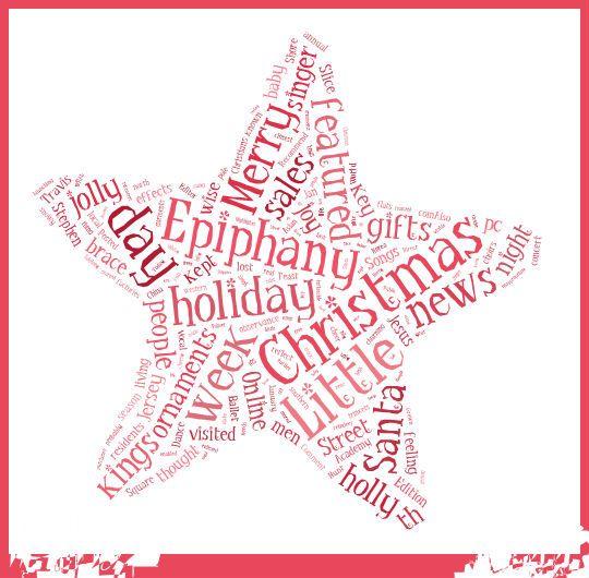 In Irland und England wird auch am 6.1. noch einmal Weihnachten gefeiert.