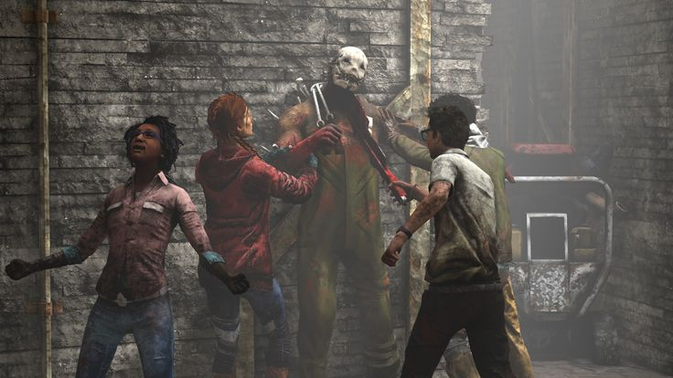 Dead By Daylight Wallpaper: 348 Best Images About Dead By Daylight On Pinterest