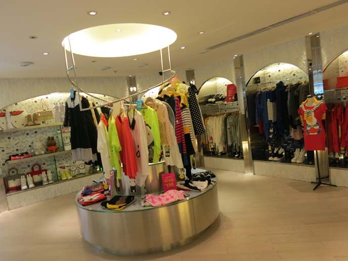 2 Cute Clothing Store Clothes TwoPercent Hong Kong hong