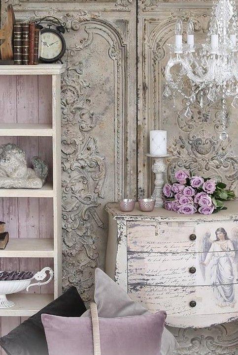 Campiolo home artykuły dekoracyjne Shabby Chic Retro Vintage, meble francuskie