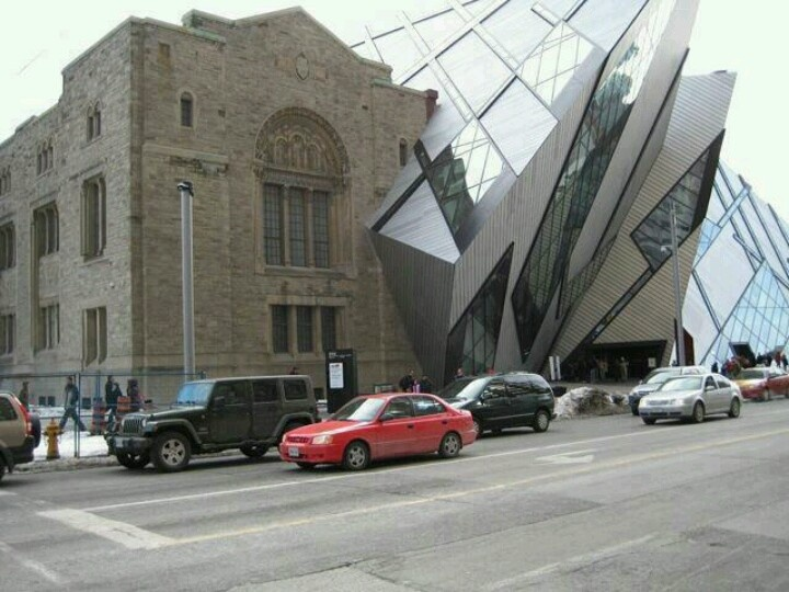 Merging of old and new architecture