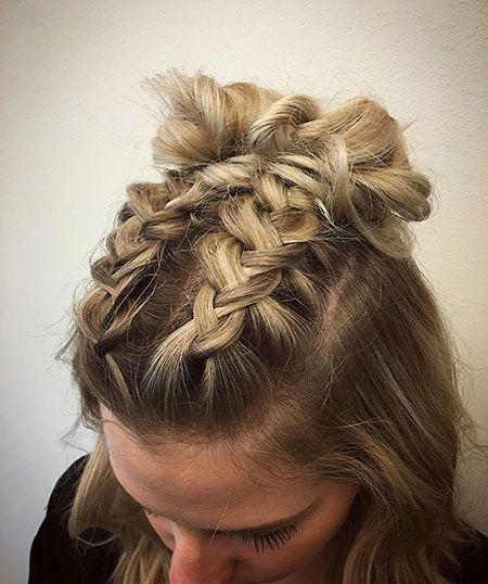 Derfrisuren.top Meilleur 20 Tresses pour Cheveux Courts tresses pour meilleur courts cheveux