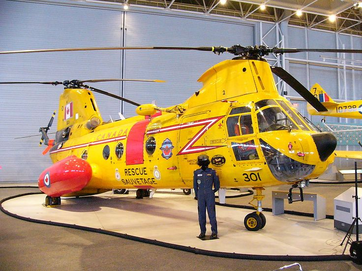 CH-113 Labrador 11301 at the Canadian Aviation Museum