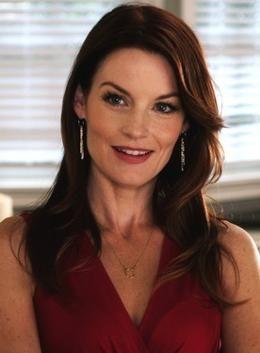 Ashley Marin - Laura Leighton (season 1 - present)
