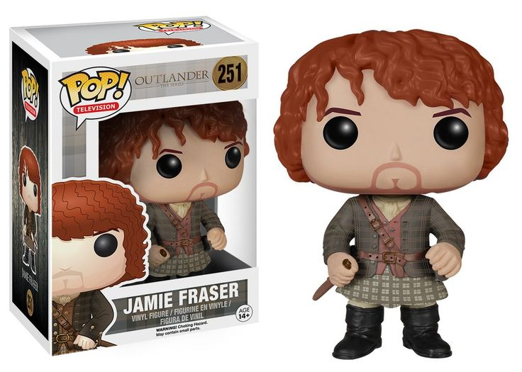 Pop! TV: Outlander - Jamie Fraser