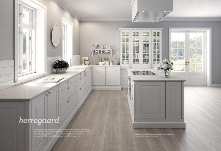 Herregård kjøkken, Sigdal