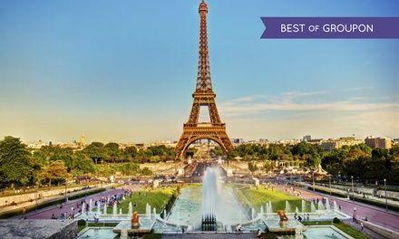 Paris - Ivry : 1 à 3 nuits en chambre double ou à lits jumeaux avec petit déjeuner à l'Hôtel Apogia pour 2 personnes