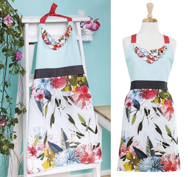 ladelle-botanica-apron