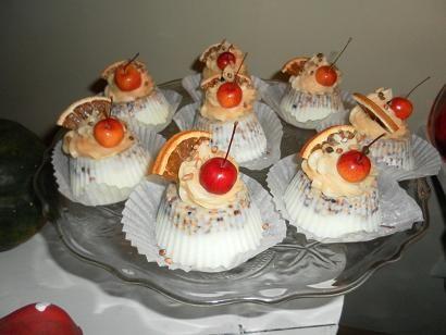 Gebakjes en Cupcakes - Vogeltaart.nl Vogeltaarten