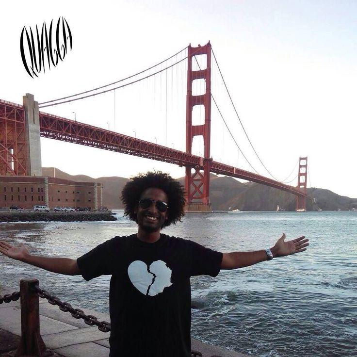 Quagga en San Francisco. California. #quagga.