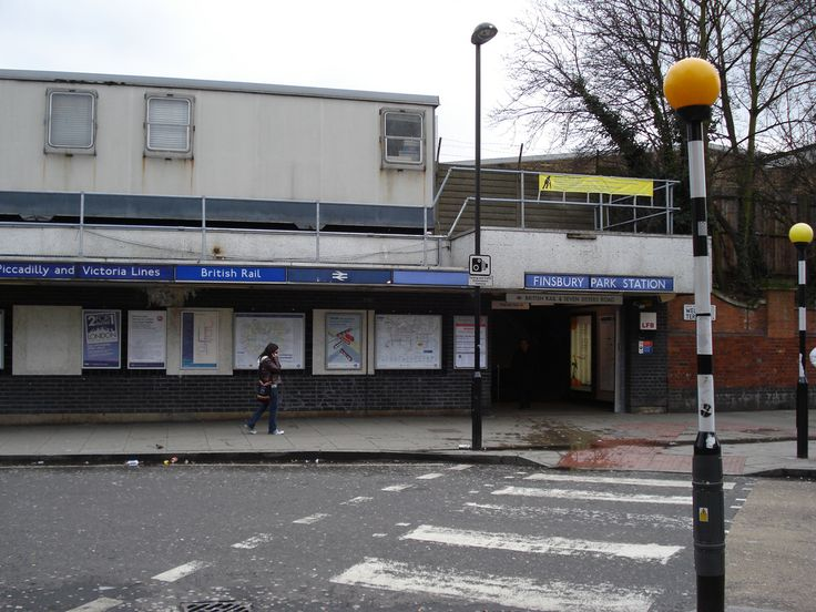 Finsbury Park Station | by Kake .