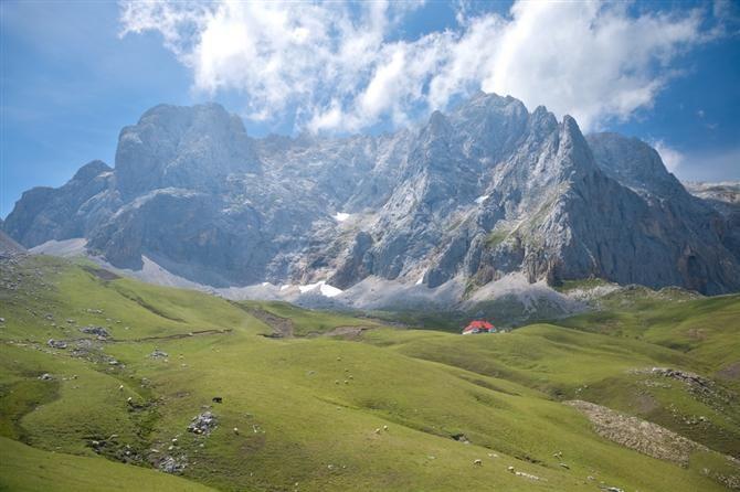 Picos de Europa - Asturies (Espagne)