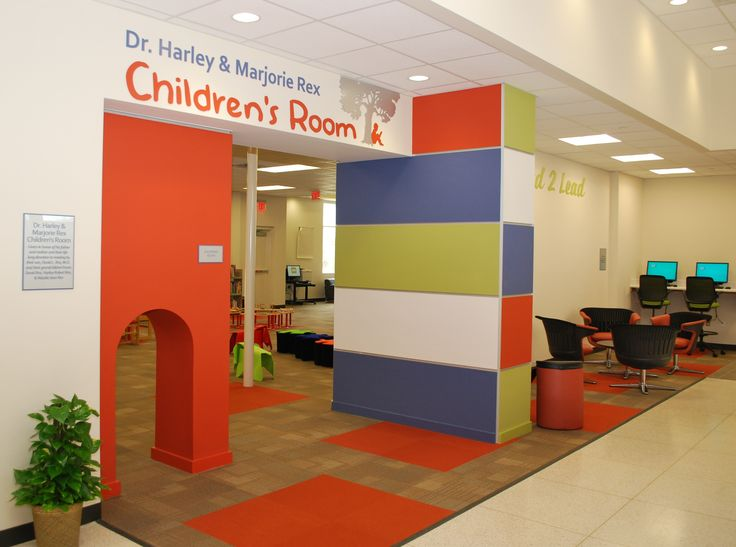 Visit the Children's Room in the newly renovated and expanded Huntsville Public Library, located at 1219 13th Street. For more information about programs and features, visit www.myhuntsvillelibrary.com.