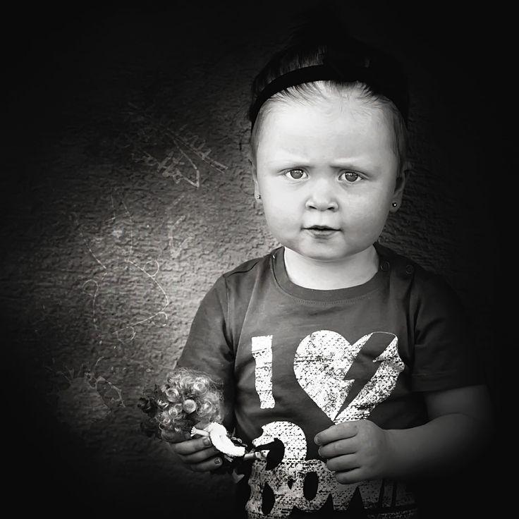 baby bw photography - Klaudia J