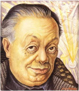 Diego Rivera - Self Portrait