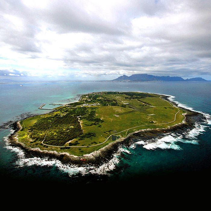 Robben Island, Cape Town, South Africa / Остров Роббен, ЮАР, Южная Африка