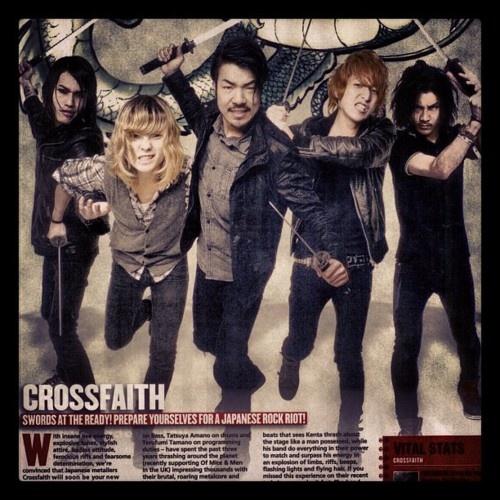 Crossfaith!!