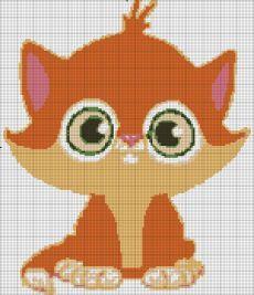 Детские схемы-рисунки для вязания спицами (подборка идей) — Женские странички