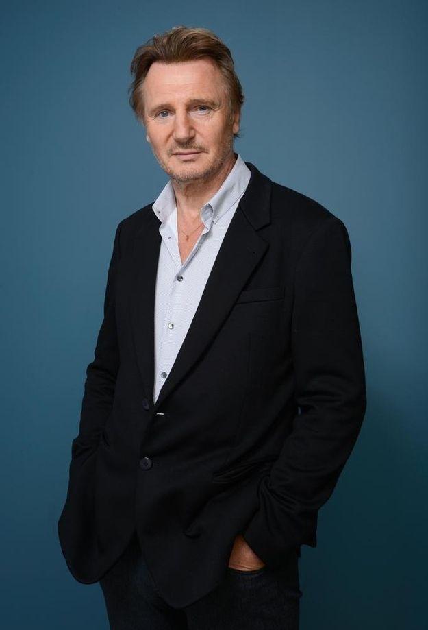 Liam Neeson. The true Irish gentleman