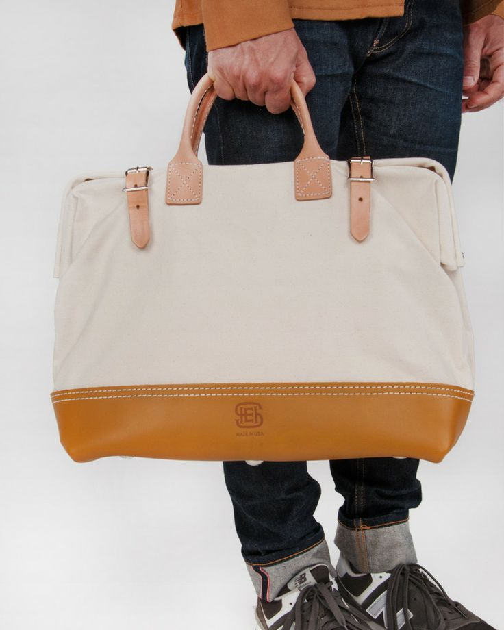 "Hand-Eye Supply 16"" Canvas Tool Bag Classic"